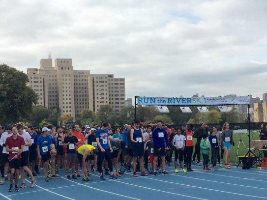 Damn you, supposedly easy fun run. (Source: Randall's Island Facebook Page, because islands also like social media.)